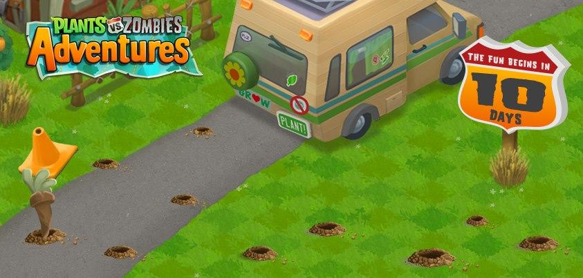 Plants vs. Zombies Adventures PopCap Electronic Arts