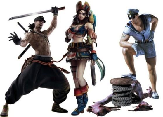 revelations alternate costumes