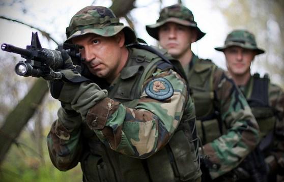 Gun safety training