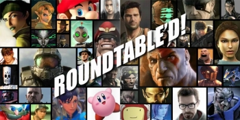 ROUNDTABLE'D! Game characters say AMERICA! F***, YEAH!