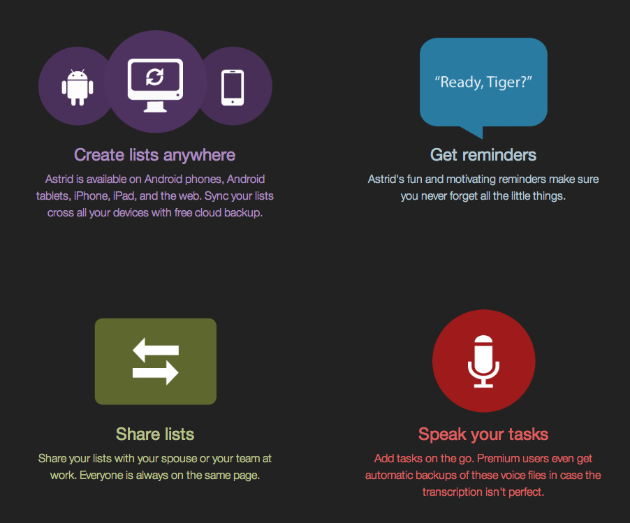 Yahoo acquires to-do app Astrid, to continue service 'as ...