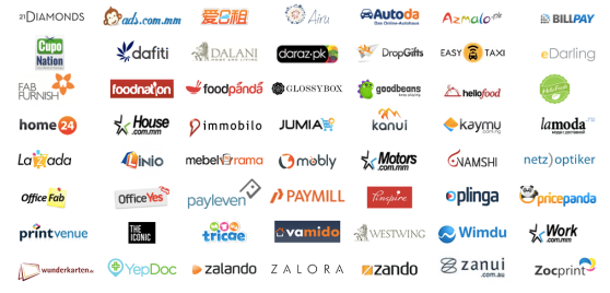 Rocket Internet's impressive portfolio of companies