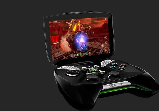 Nvidia prices Shield handheld gaming device at $349 | VentureBeat