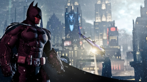 Batman: Arkham Origins 2