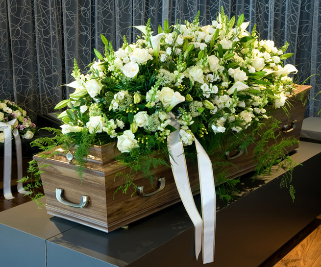 ss funeral