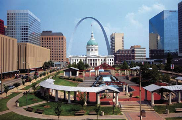 Up and coming startup hub St Louis