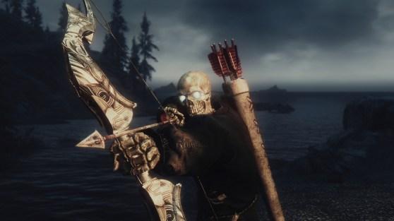 Skyrim: Razas de Noche