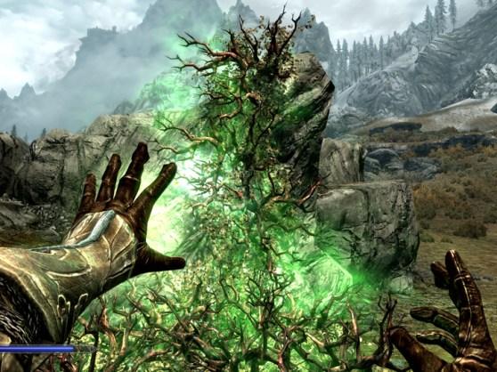 Skyrim: Midas Magic