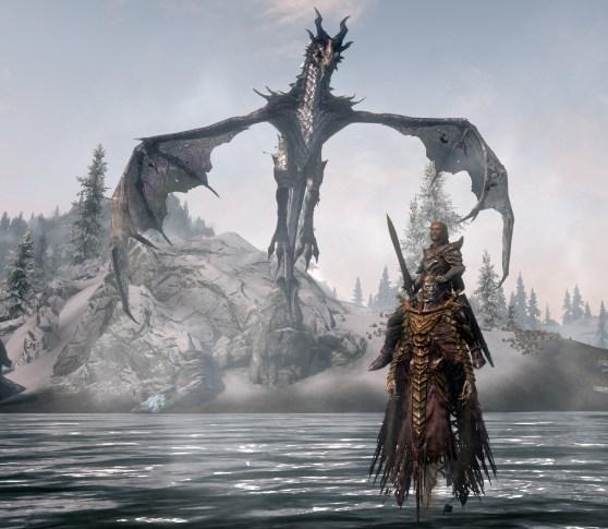 GamesBeat's Favorite Skyrim Mods #5: Monster Mounts | VentureBeat