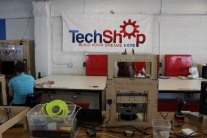techshop quilt and printer