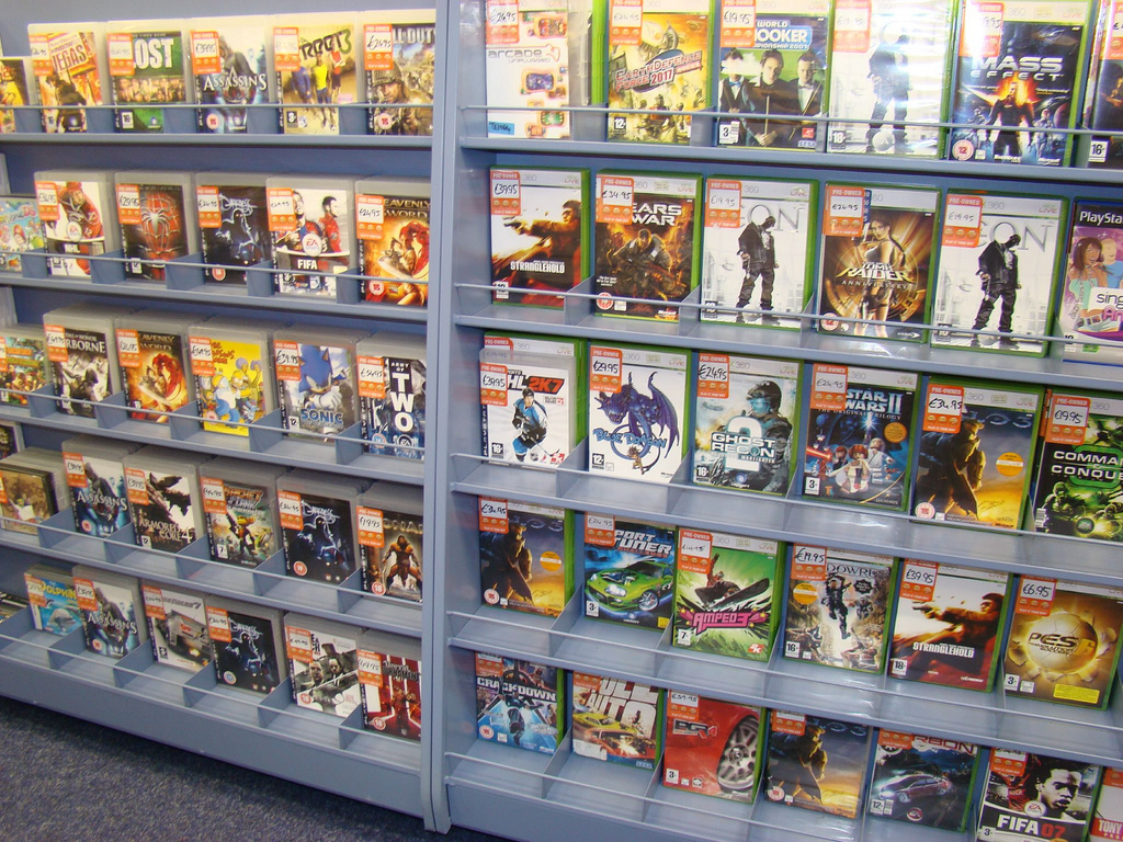 some independent game stores may not carry used xbox one games gamesbeat. Black Bedroom Furniture Sets. Home Design Ideas
