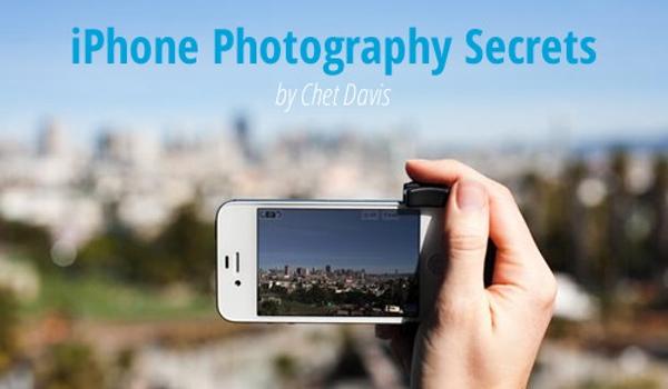 VB - iPhone photo course