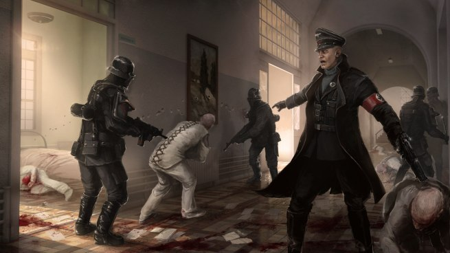 Wolfenstein The New Order Warren Spector