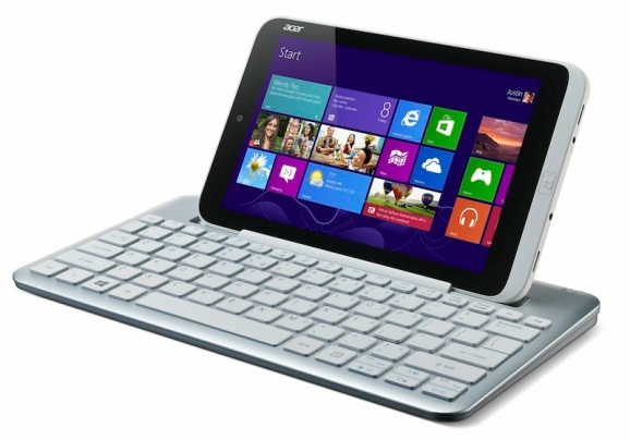 Acer Iconia W3 8-inch Windows 8 tablet