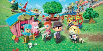 Animal Crossing: New Leaf — mayor's log, part 1