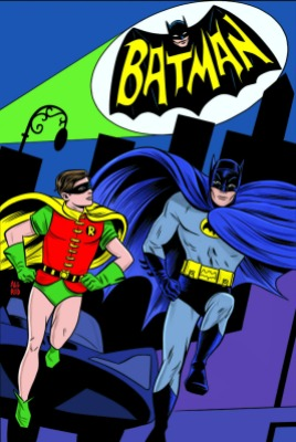 Batman 66_cover