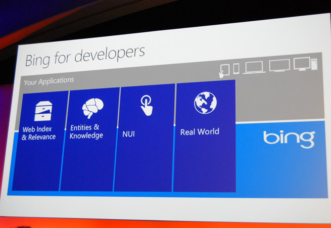 bing-for-developers