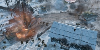 Company of Heroes 2 reestablishes the series as one of the best strategy experiences (review)