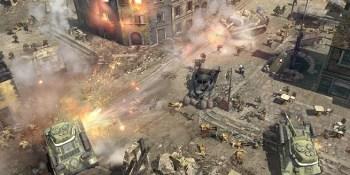 Forget World War Z. Bring back World War II games