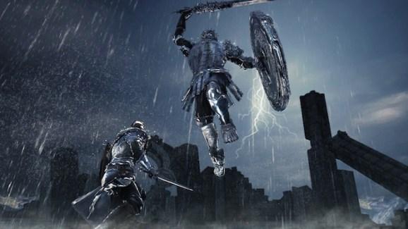 Dark Souls II Mirror Knight