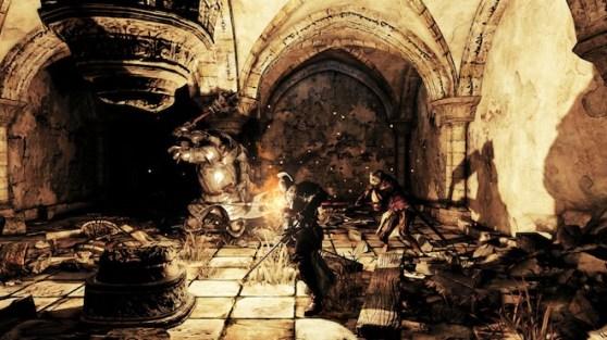 Dark Souls II Surrounded
