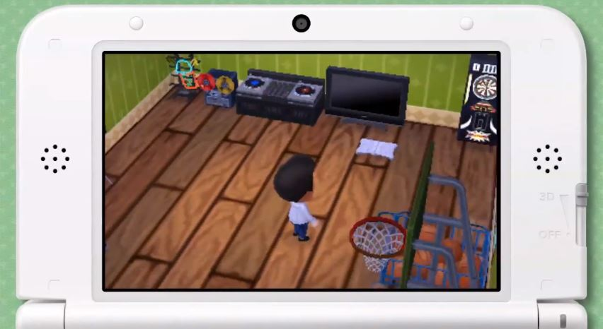 Nintendo's Reggie takes us on a tour of his Animal Crossing home