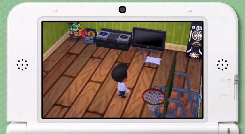 Nintendo's Reggie takes us on a tour of his Animal Crossing