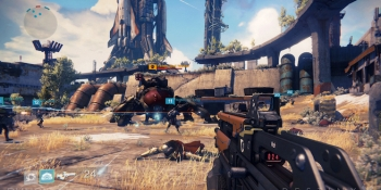 Destiny's alpha shows this polished shooter still needs an identity (hands-on preview)