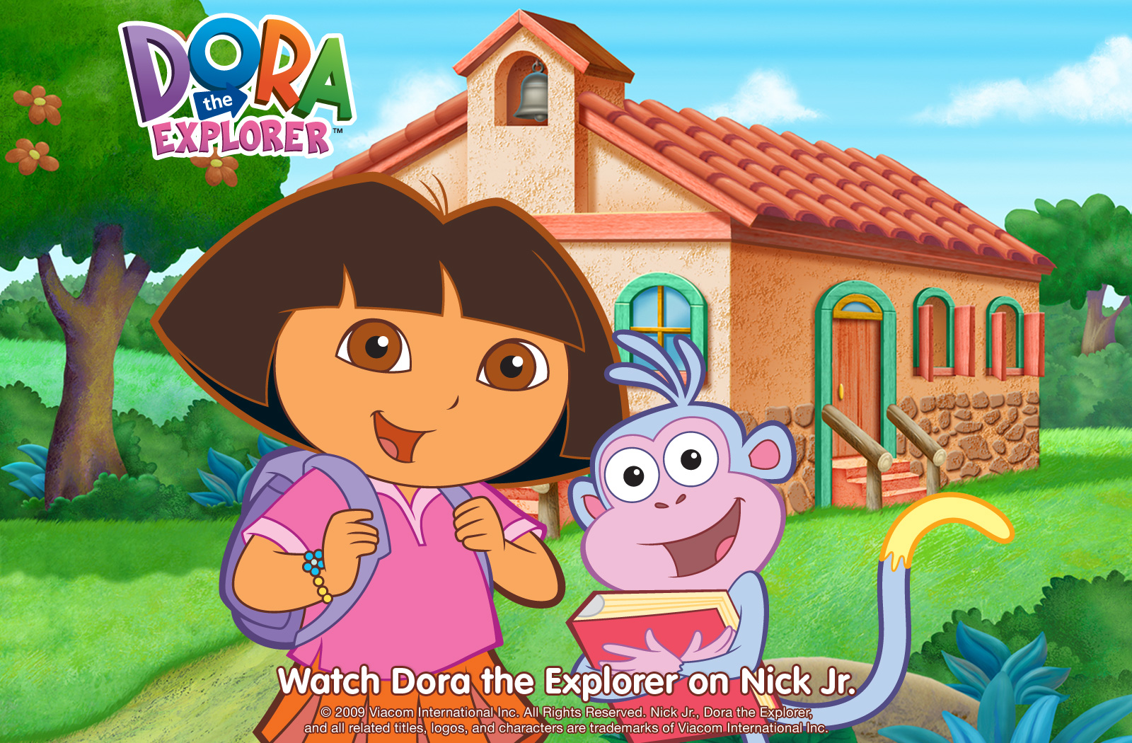 Amazon signs deal with viacom to bring in kid shows from nickelodeon nick jr venturebeat - Tv und mediamobel ...