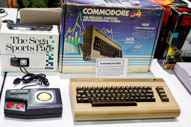 E3 2013 - Commodore 64