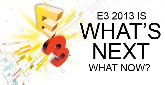 E3 2013 Header