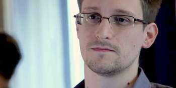 Snowden on the impact of his NSA leaks: 'I already won'