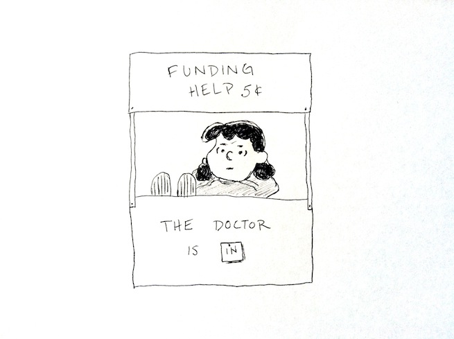 funding doctor