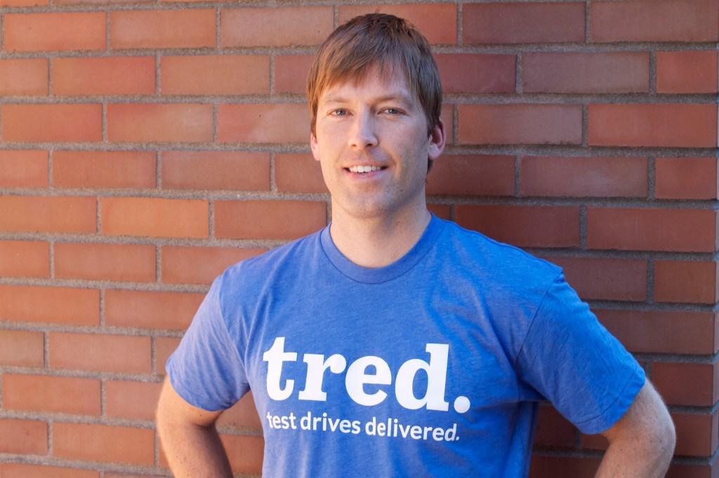 Grant Tred Tshirt