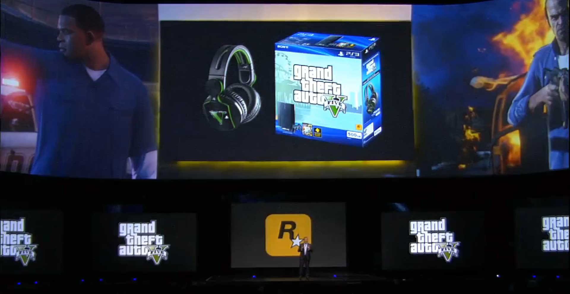 $300 Grand Theft Auto V-branded PlayStation 3 is due out this year