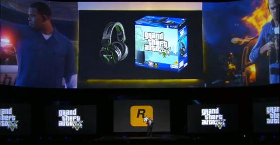 GTA 5 headset