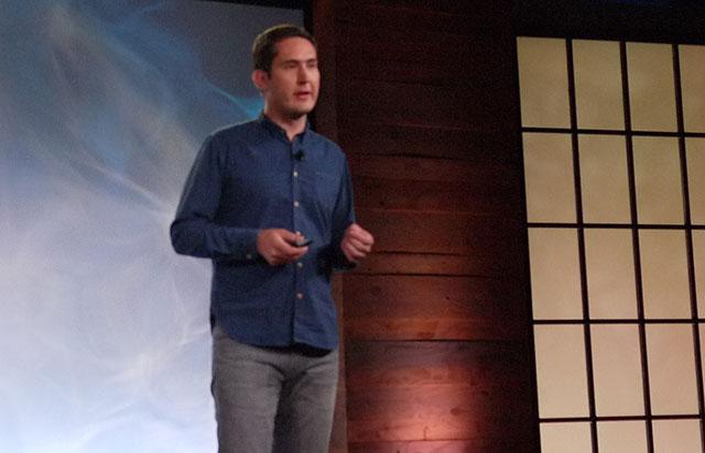 Instagram founder Kevin Systrom