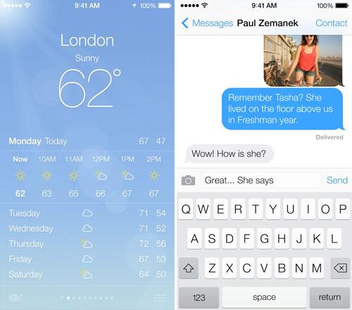 iOS7-screenshots