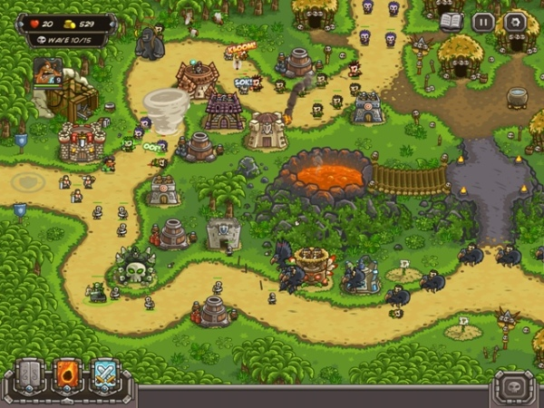 Kingdom Rush: Frontiers is full of secrets, geeky references