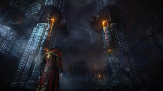 Lords of Shadow 2 - The Library