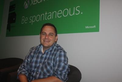 Xbox One chief architect Marc Whitten.
