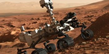 NASA's Opportunity Mars rover breaks driving distance record
