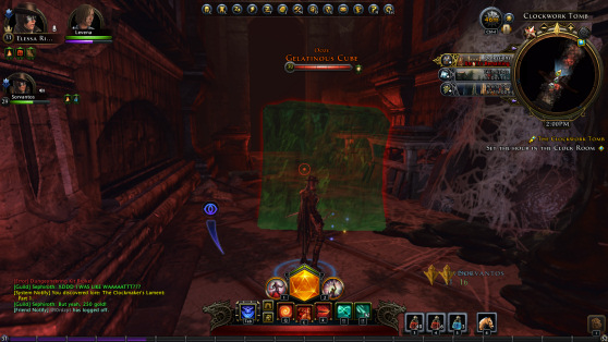 Neverwinter is a (mostly) accessible MMO with social-class problems