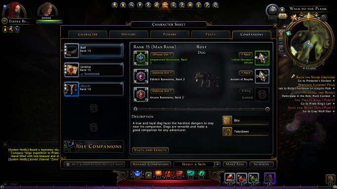 Neverwinter is a (mostly) accessible MMO with social-class