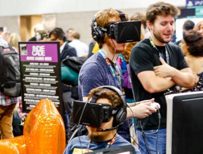 Oculus Rift Indicade