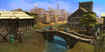 RuneScape maker Jagex and Improbable partner to create massive open world games