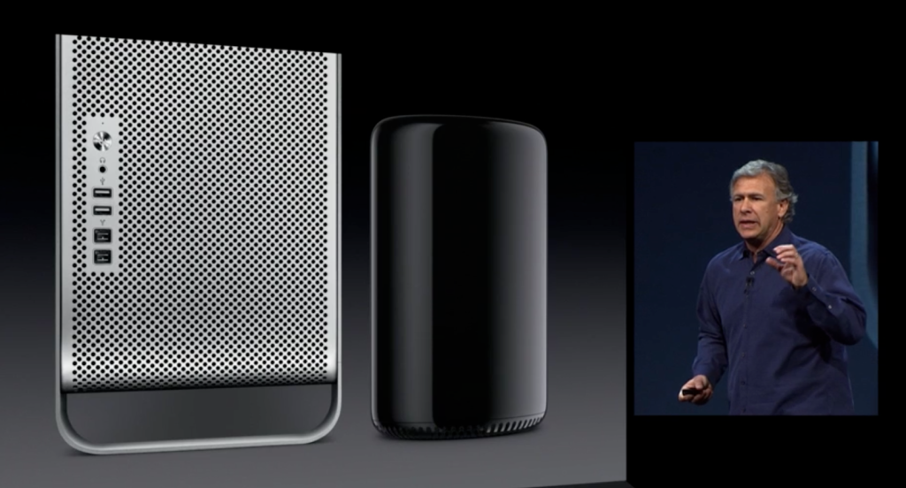 New Mac Pro - tiny