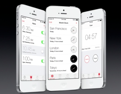 iOS 7: Here is Apple's mobile operating system of the