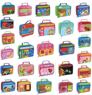 Lolly Wolly Doodle lunchboxes