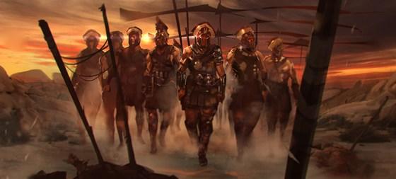 skara faction